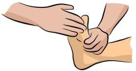 Fourmillements & paresthésie : mon pied engourdi s'est réveillé!