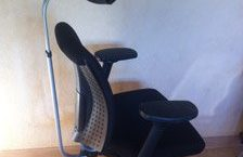 Hag h05 desk chair review for back pain