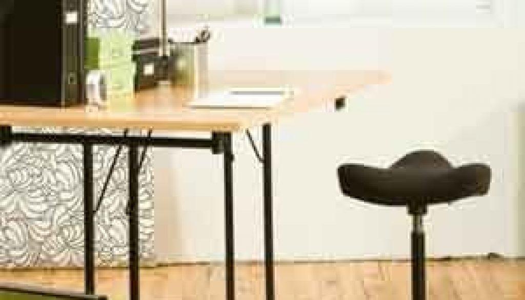 si ge ergonomique varier move ii noir mal au. Black Bedroom Furniture Sets. Home Design Ideas