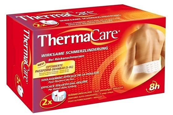 thermacare patch