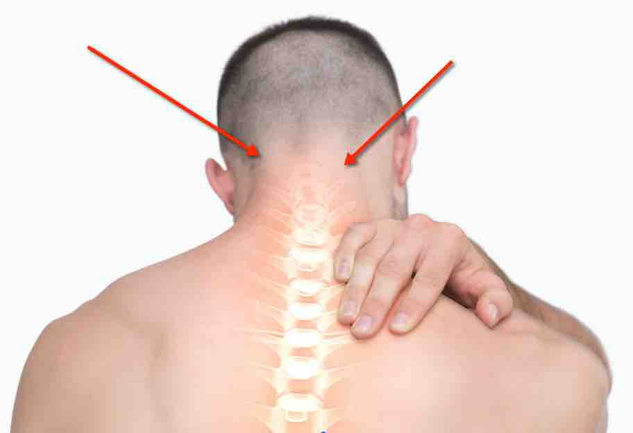 Pain Behind Ears And Stiff Neck When Turning Head Mal De
