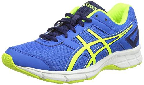Asics Gel-galaxy 8 Gs, Chaussures de Running Entrainement Mixte adulte – Bleu