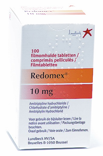 Le Redomex 10mg comme relaxant musculaire