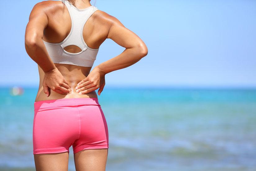 Sport & mal de dos: quel sport  quand on a mal au dos ?