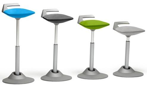Tabouret assis debout ergonomique Muvman: mon avis