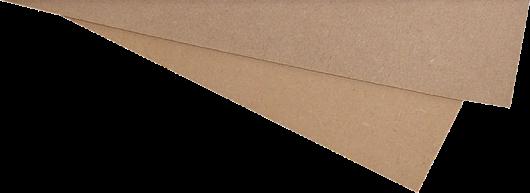 Very thin MDF wood board