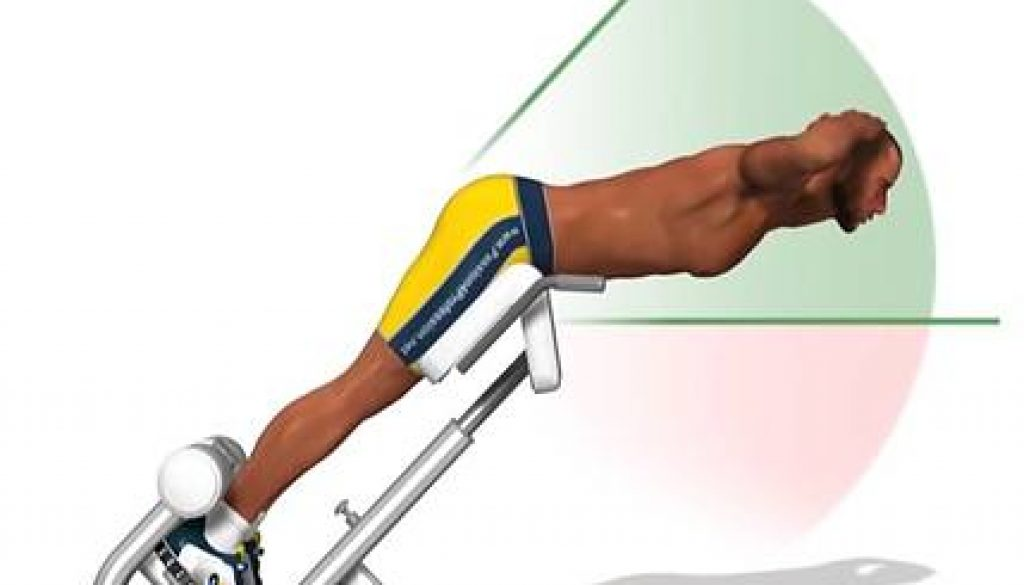 banc lombaire exercice de musculation du dos. Black Bedroom Furniture Sets. Home Design Ideas
