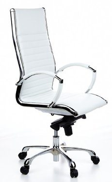 Fauteuil de  direction cuir design  Hjh Office Parma 20