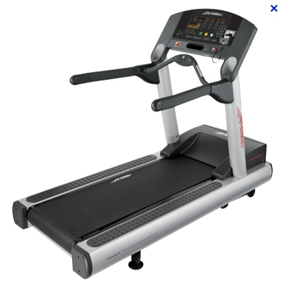 Tapis de course Cardio training