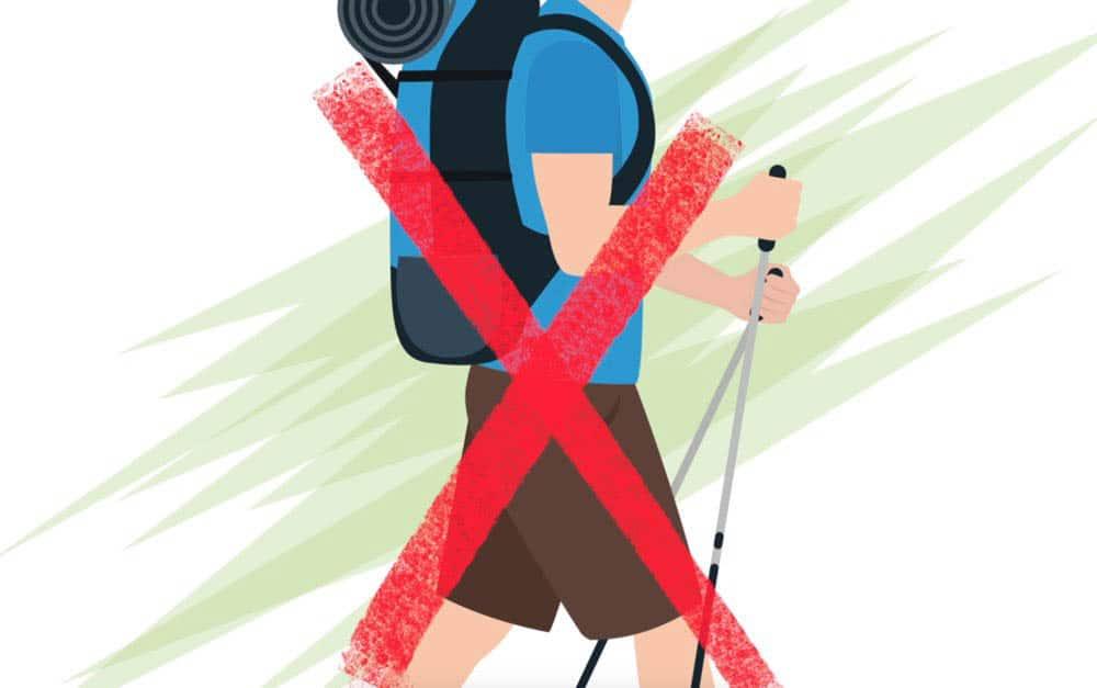 Traitement sciatique: pas de sport