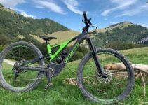 Full suspension e-Bike: the perfect bike for back pain