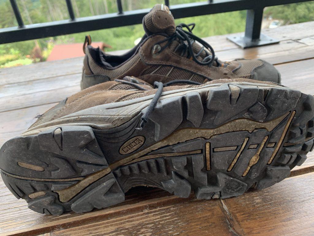 meindl magic: des chaussures de marche indestructibles
