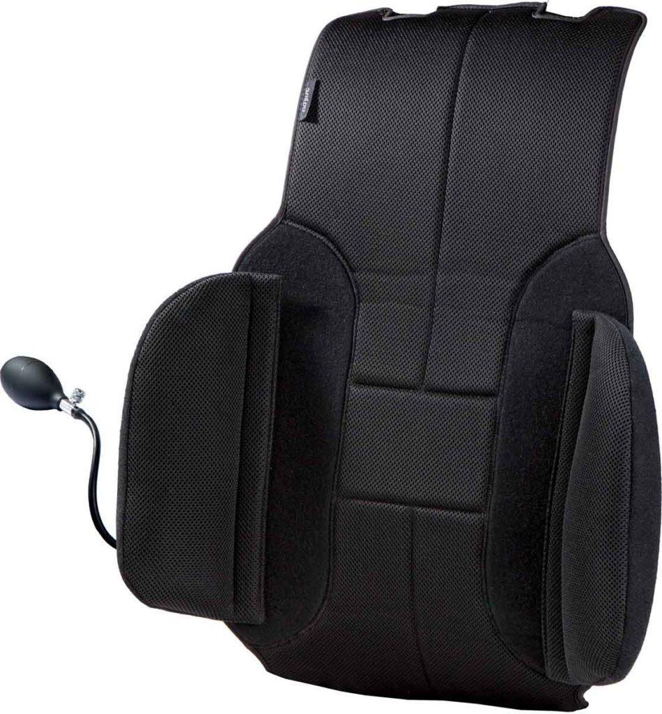 Adjust coussin mal de dos en voiture