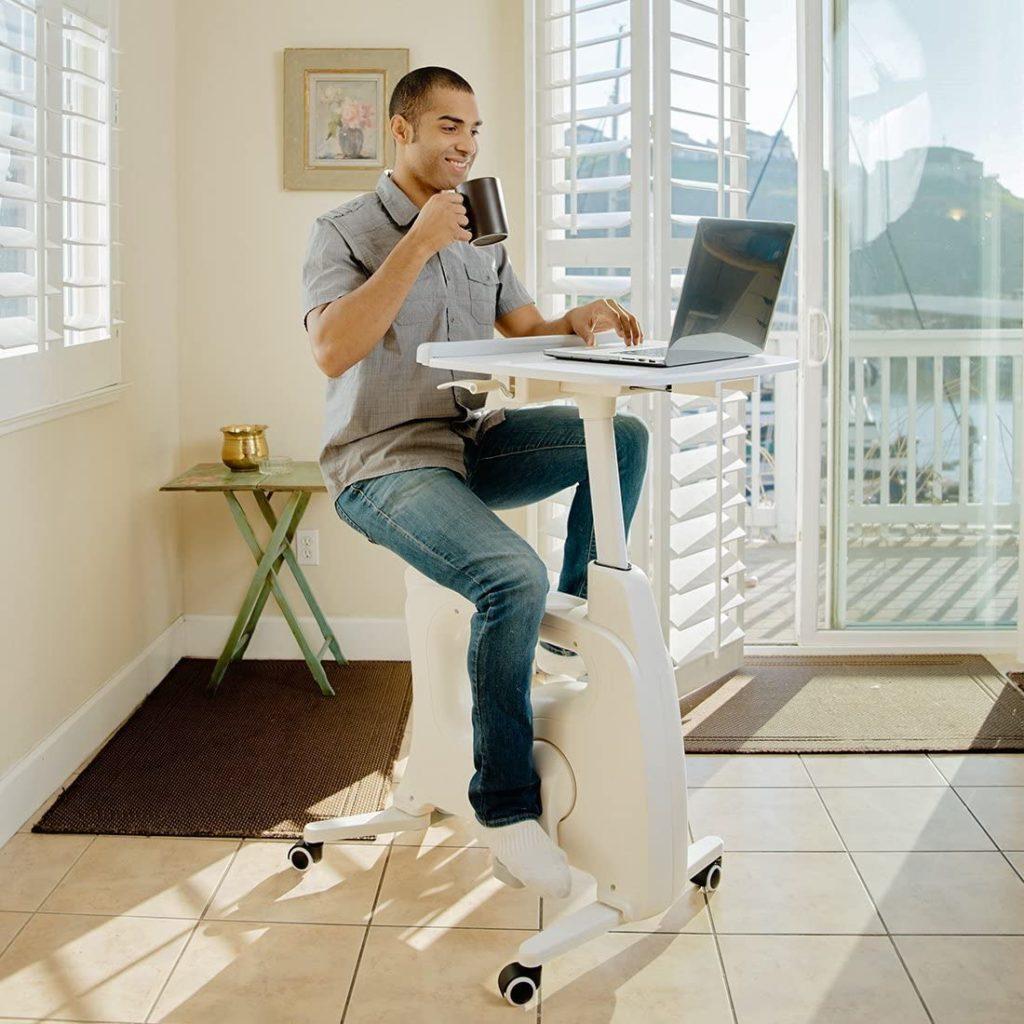 Flexispot V9 vélo d'exercice en appartement/bureau