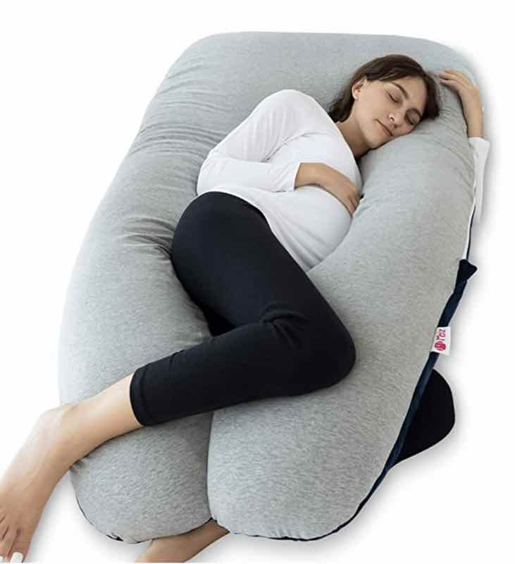 oregnancy pillow helps when you have a bad mattress