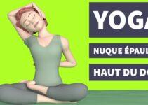 Yoga nuque, épaules & haut du dos avec Gwen