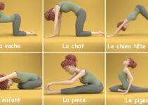 Yoga pour le dos: 6 postures que votre dos va adorer.