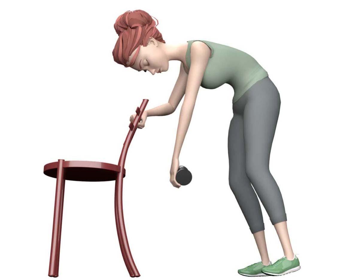 Exercice tendinite épaule - réeducation