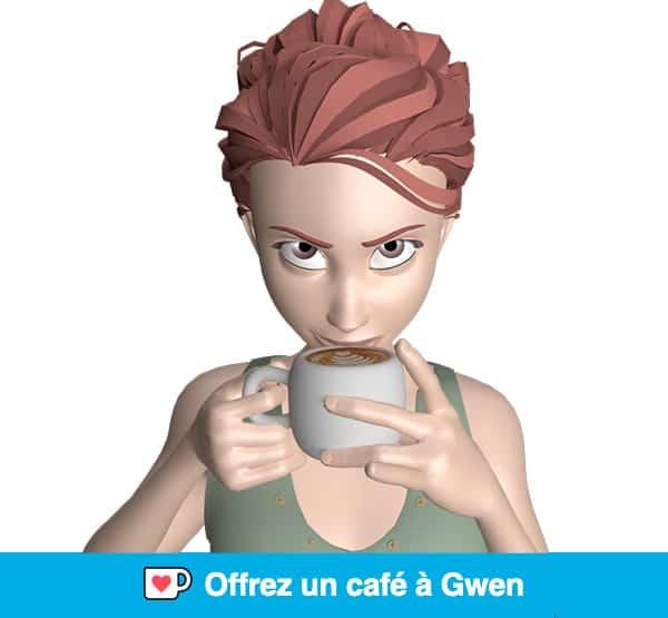 Offrez un café à Gwen sur Ko-fi
