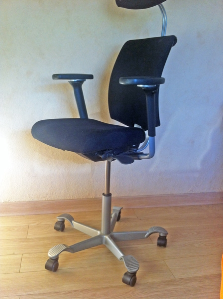 Stupendous Hag H05 Desk Chair Review Is This Chair Good For Back Pain Machost Co Dining Chair Design Ideas Machostcouk